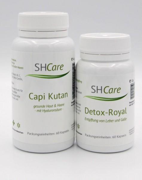 Detox und Capi Kutan zusammen mit Rabatt
