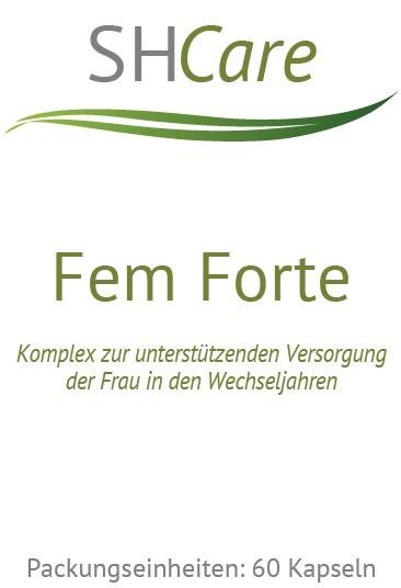Fem Forte Hilfe in den Wechseljahren