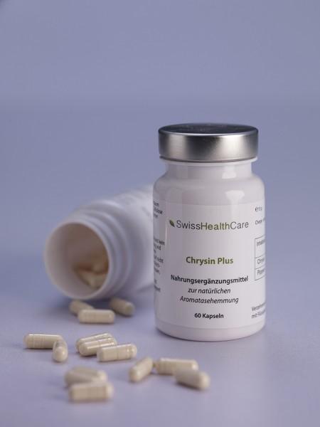 Crysin hemmt Östrogen und baut Testosteron auf